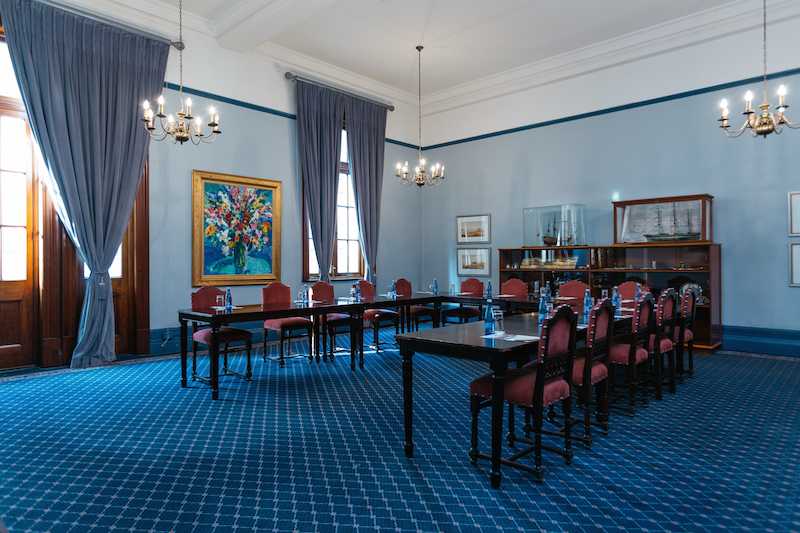 THE ANGLO PLATINUM ROOM